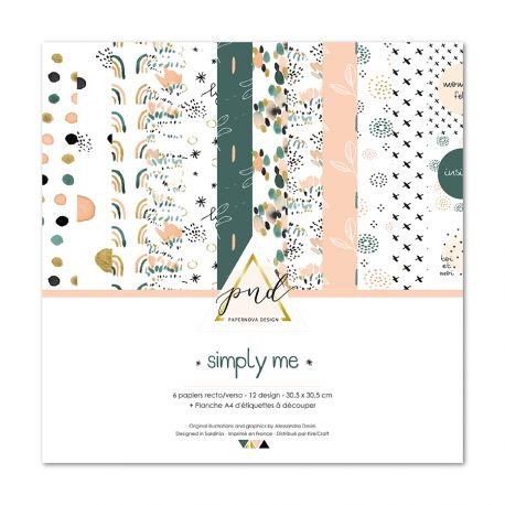 Collection Simply Me - PaperNova Design