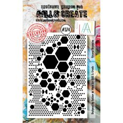 AALL and Create Stamp Set -374