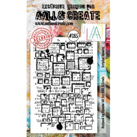 AALL and Create Stamp Set -385