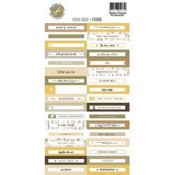 Sous-Bois stickers - Mes Ptits Ciseaux