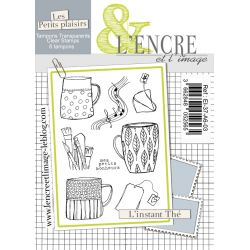 Clear Stamp - Tea Time - L'Encre et l'Image