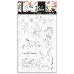 Tampons clear SO'Fall -Voici l'automne'- SOKAI