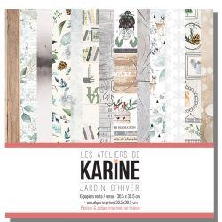 Jardin d'Hiver collection - Les Ateliers de Karine