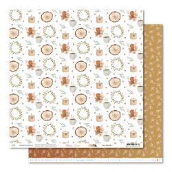 Papier Warm Home 1 - PaperNova Design
