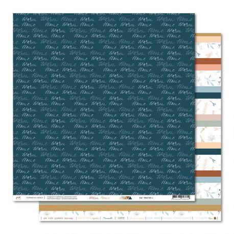 Paper Warm Home 3 - PaperNova Design
