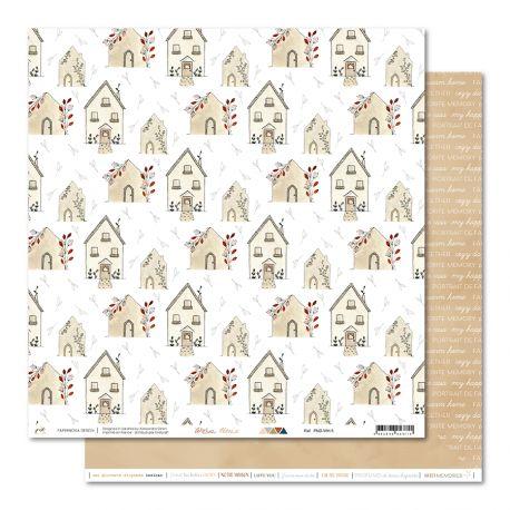 Papier Warm Home 5 - PaperNova Design