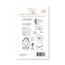 Clear Stamps - PaperNova Design