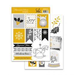 Moments d'hiver - SOKAI-  Planche Etiquettes  1