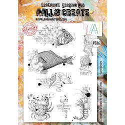 AALL and Create Stamp Set -386