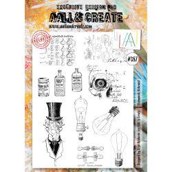 AALL and Create Stamp Set -387