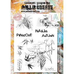 AALL and Create Stamp Set -389