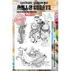 AALL and Create Stamp Set -390