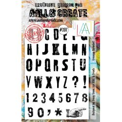 AALL and Create Stamp Set -397