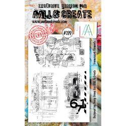 AALL and Create Stamp Set -399