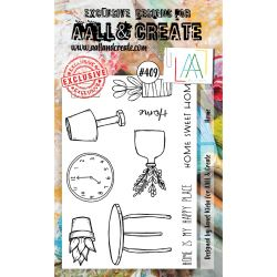 AALL and Create Stamp Set -409