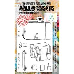 AALL and Create Stamp Set -410