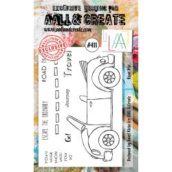 AALL and Create Stamp Set -411