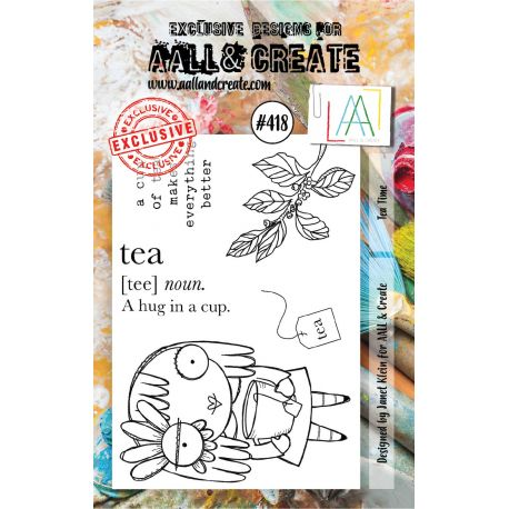 AALL and Create Stamp Set -418