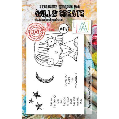 AALL and Create Stamp Set -419