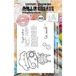 AALL and Create Stamp Set -421
