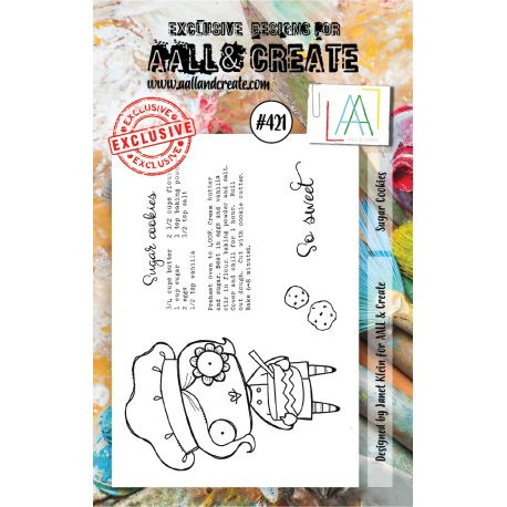 AALL and Create Stamp Set -421