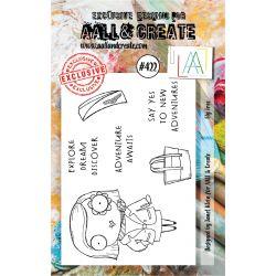AALL and Create Stamp Set -422