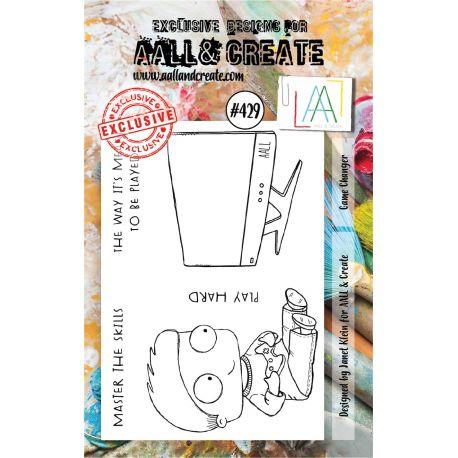AALL and Create Stamp Set -429