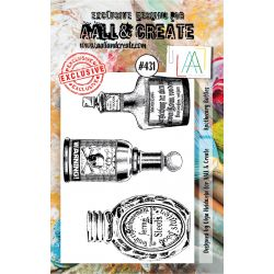 AALL and Create Stamp Set -431