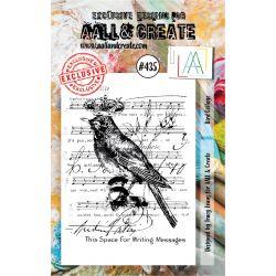 AALL and Create Stamp Set -435