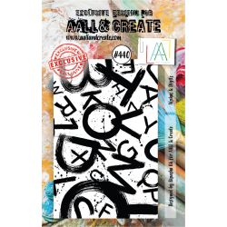 AALL and Create Stamp Set -440