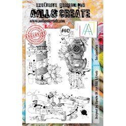 AALL and Create Stamp Set -442