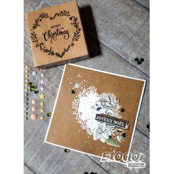 Tuto Carte de Voeux Emilie Menechet