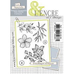 Clear Stamp - Winter Leaves - L'Encre et l'Image