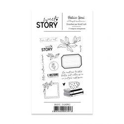 Tampons 2 Sweet story - Béatrice Garni