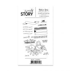 Stamps 1 Sweet story - Béatrice Garni