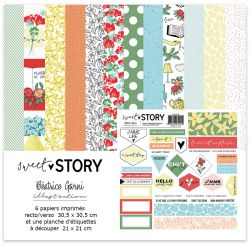 Collection Sweet story - Béatrice Garni