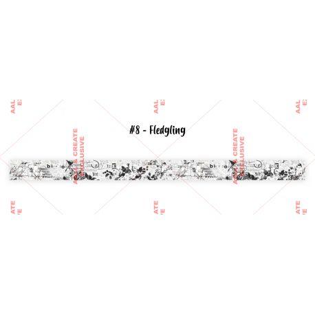 Washi Tape 8-Fledgling- AALL and Create