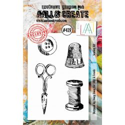 AALL and Create Stamp Set -439