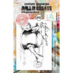 AALL and Create Stamp Set -437