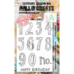 AALL and Create Stamp Set -405