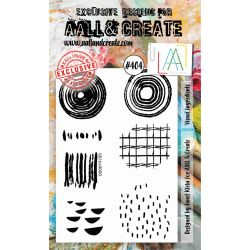 AALL and Create Stamp Set -404