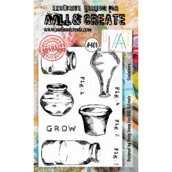 AALL and Create Stamp Set -401