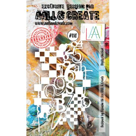 AALL and Create Stencil -110