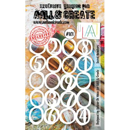 AALL and Create Stencil -101