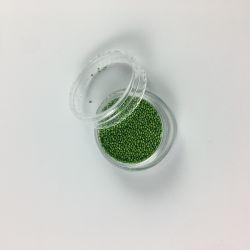 Boite micro billes vert