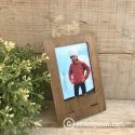 Photo frame +  footer   8x8 - Stampam