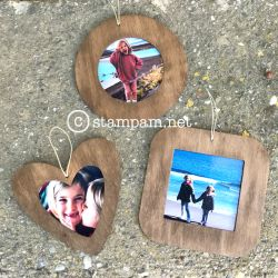 Photo frames shapes - Stampam
