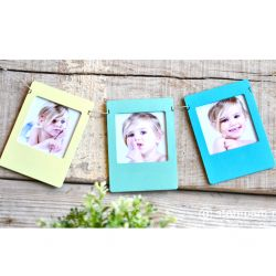 Large polaroid photo frames - Stampam