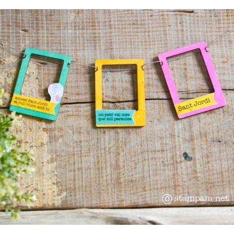 Mini cadres photo instax - Stampam