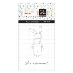 Clear stamps SO'BB Aimer tendrement- SOKAI